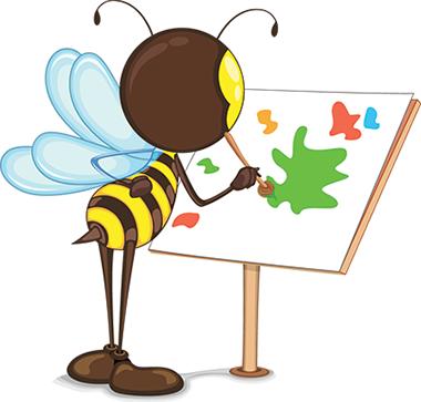 bee painter